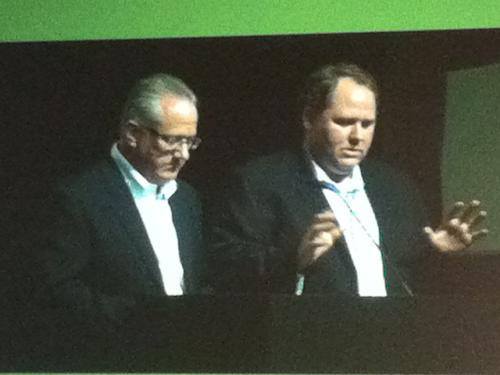 Profitstars executives speak at Finnovate